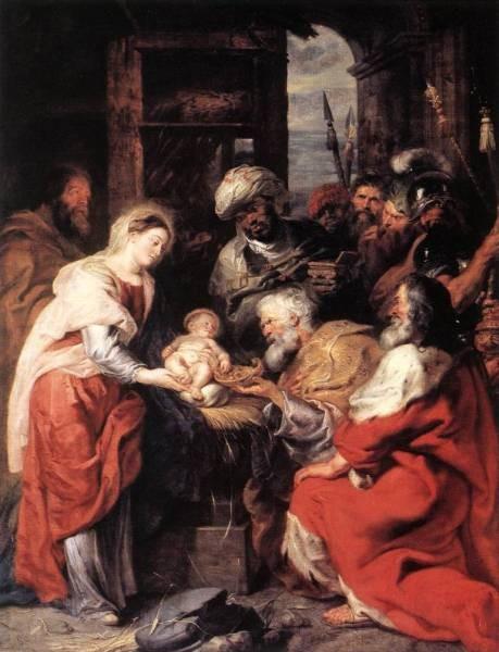 Rubens Adoration of the Magi 1626 9